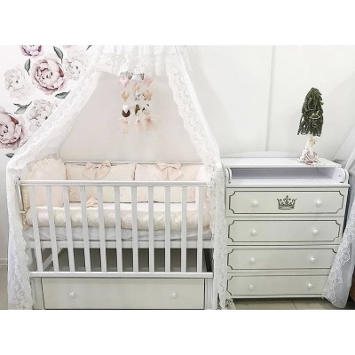 Комната для новорождённого «Елена», 3 предмета