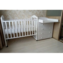 Комната для новорождённого «Ландыш», 3 предмета