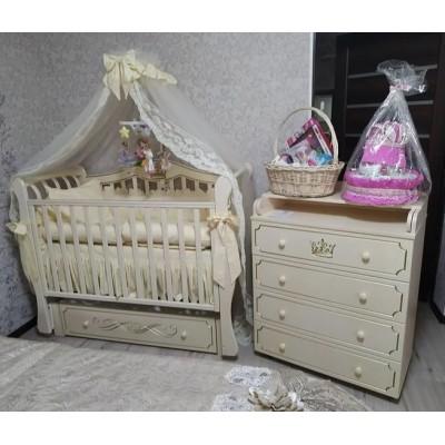 Комната для новорождённого «Роскошь», 3 предмета