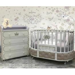 Комната для новорождённого «Цезарь», 5 предметов