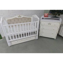 Комната для новорождённого «Изящество», 3 предмета