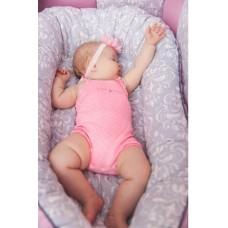 Гнездышко для младенца ByTWINZ Дамаск