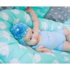 Гнездышко для младенца ByTWINZ Совята