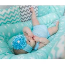 Гнездышко для младенца ByTWINZ Короны