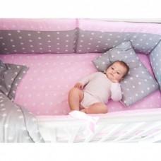 Комплект в кроватку ByTWINZ Звездочки