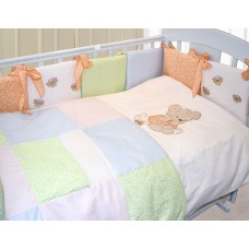 "Комплект  ""Dream"" в кроватку Labeille 4 предмета"