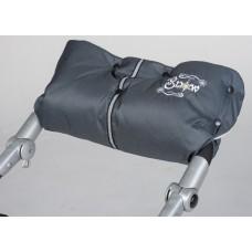 Муфта для рук на коляску меховая Арт. 96