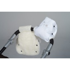 Муфта для рук на коляску (рукавички) Арт. 96.1