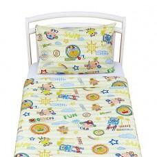 Комплект постельного белья для дошкольников Giovanni Monkey 2 предмета