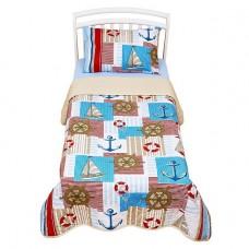 Покрывало в кровать для дошкольников Giovanni Captain Kids Maxi
