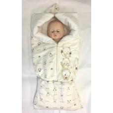 Комплект на выписку для новорожденного Арт. 29.2