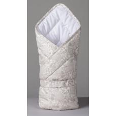 Одеяло-конверт на выписку для новорожденного Арт. 105