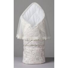 Одеяло-конверт на выписку для новорожденного Арт. 106