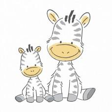 Горшок Zebra