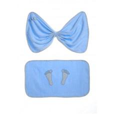 Комплект полотенец для новорожденного Арт. 66.1