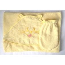 Комплект махровый для купания новорожденного Арт. 26.1