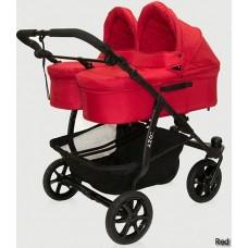 Детская коляска для двойни Cozy Dou 2 в 1