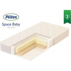 Детский матрас Plitex Evolution Space Baby 125*65 см