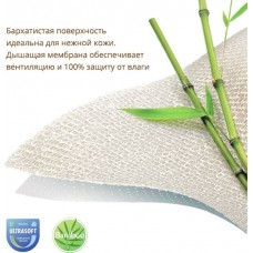 Наматрасник Plitex Bamboo Waterproof Lux 120*60 см