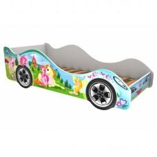 Кровать машина Бельмарко Принцесса