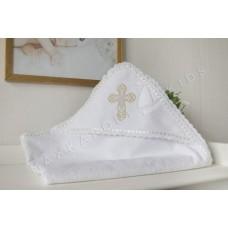 Крестильное полотенце Makkaroni Kids 90*90