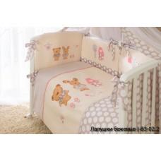 Комплект постельного белья Perina Венеция 3 предмета сатин