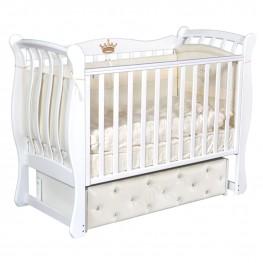 Детская кроватка Кедр Viola 4