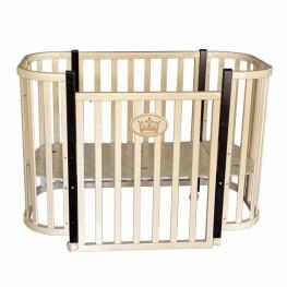 Круглая кроватка трансформер Антел Есения 1